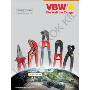 VBW katalógus 2016 német