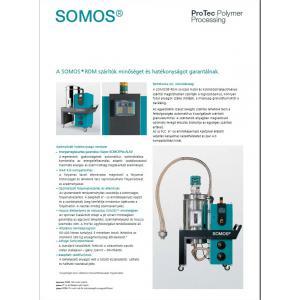 A SOMOS®RDM szárítók minõséget és hatékonyságot garantálnak.